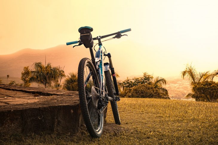 Mountain Bike, A Wonderful and New Idea