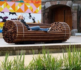 Urban Furniture Design, an Artistic And Creative Idea