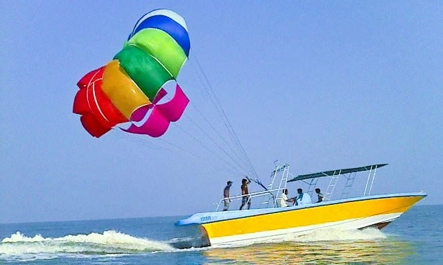 Parasailing, A Wonderful and Unique Idea