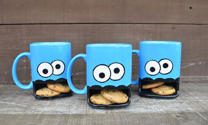 Unique Mugs, An Artistic And Funny Idea