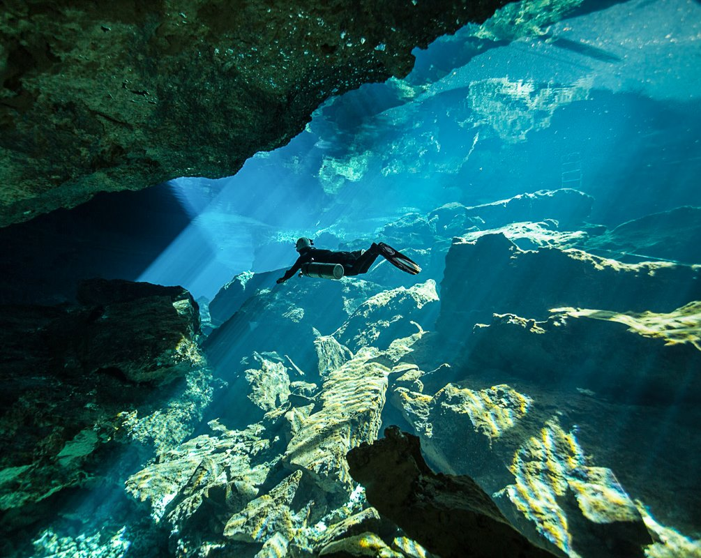 Cave Diving, A Perfect and Enjoyable Business Idea