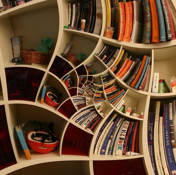 Book Shelf, A Nice and Lucrative Idea