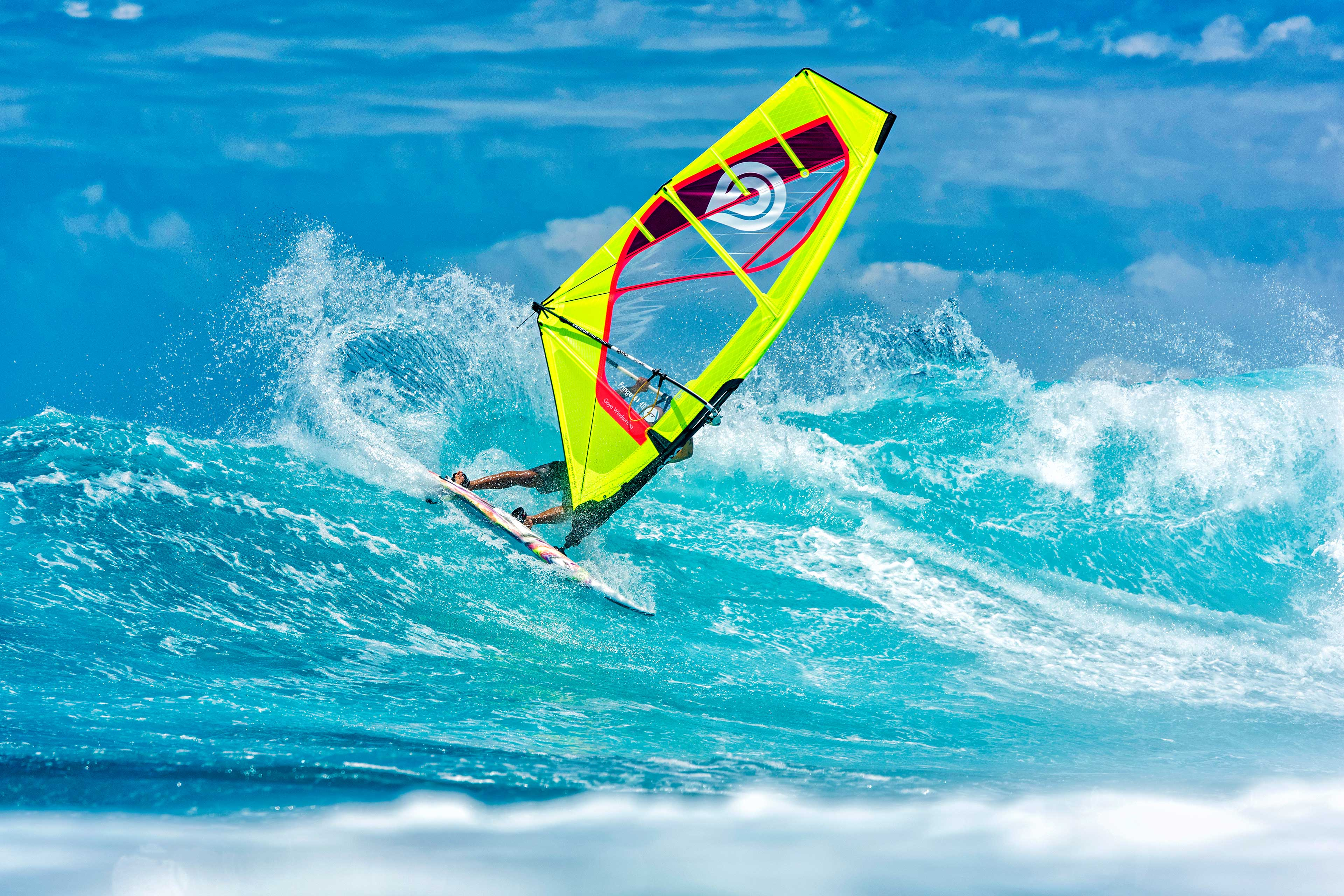Windsurfing, A Perfect and Pleasurable Sport Business Idea