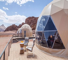 Martian Hotel, an Interesting Tourism Idea