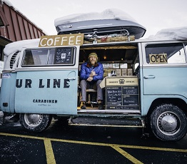 Setting Up a Mobile Cafe startup idea