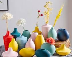 Production Of Unique Decorative Vases, A Nice and Useful Idea