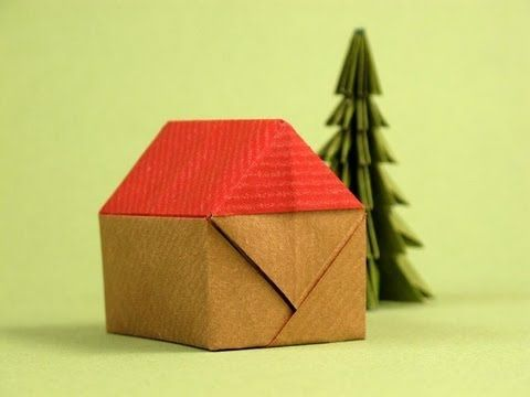 The Idea of ​​Establishing a Paper House