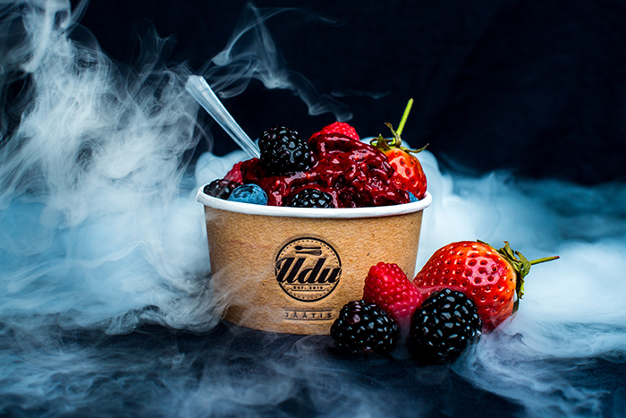 Liquid Nitrogen Ice Cream Bar, A Profitable and Unique Idea