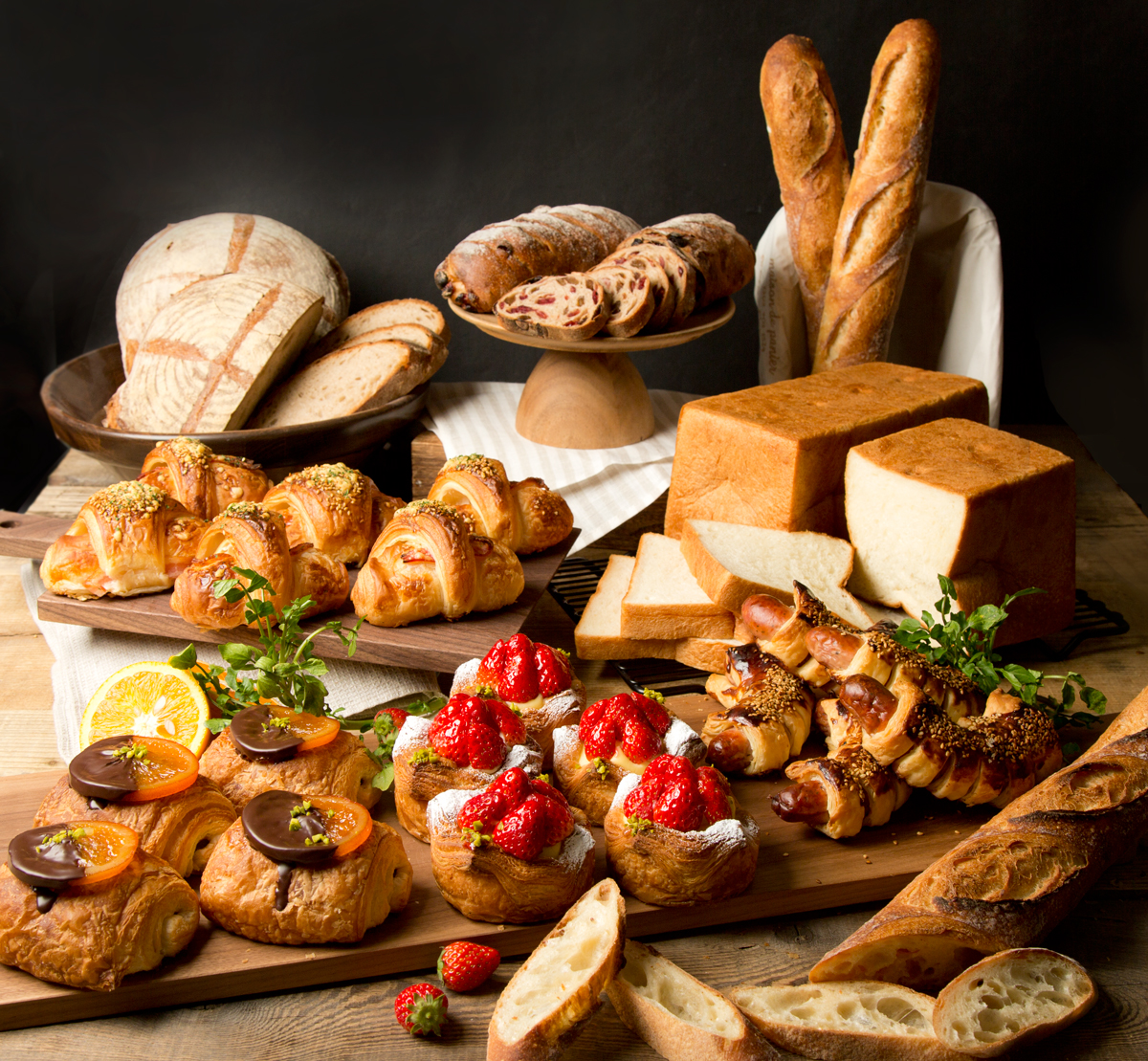Bread Cafe, A Delicious and Tasty Business Idea